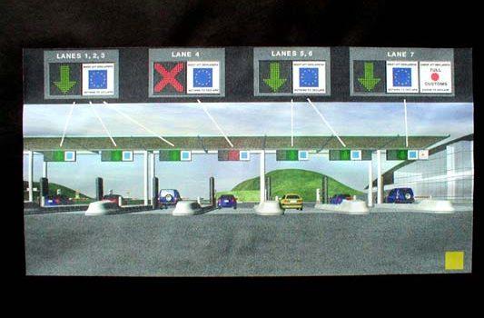 Øresund Link Drive-through Demonstration - User Centred Design