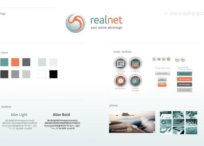 Realnet Style Guide