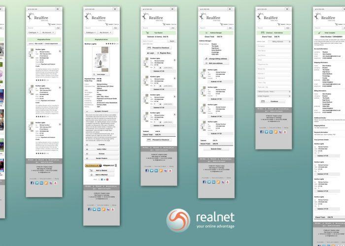 Real Commerce Mobile App UI UX Designs 02