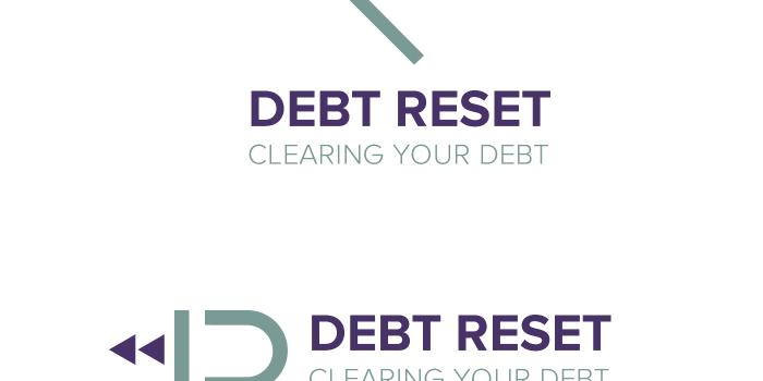 Debt Reset Logo - Design Options