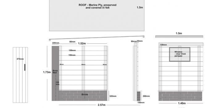 The Shed Design Plan V1.0