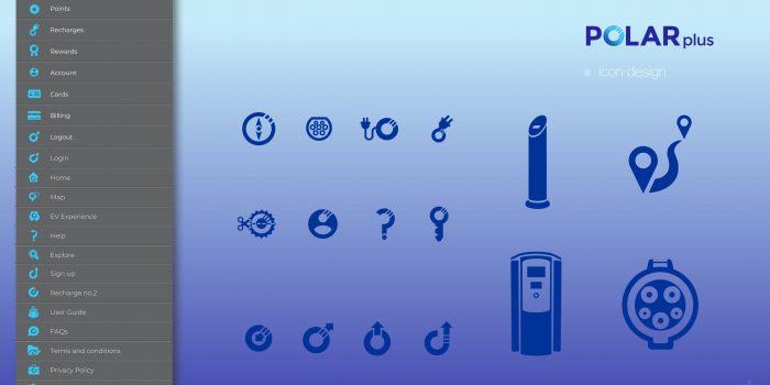 Chargemaster Icon Designs