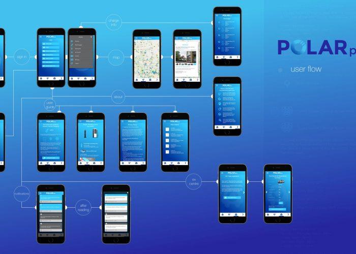 Polar Plus User Flow UX And UI