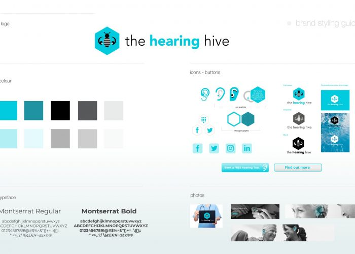 The Hearing Hive Style Guide