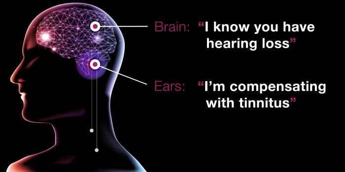 Tinnitus - Help My Hearing Facebook Advert
