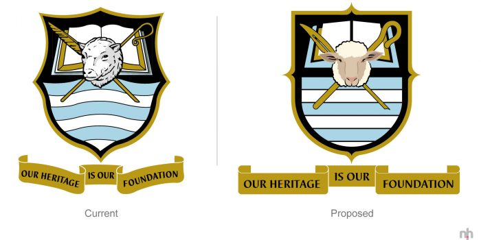 Shefford Town Shield - Before And After