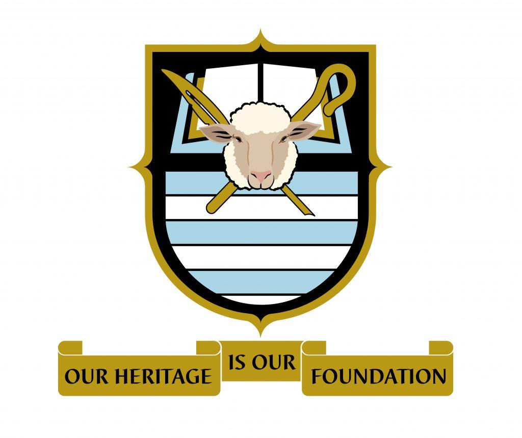 Shefford Town Shield design 2021