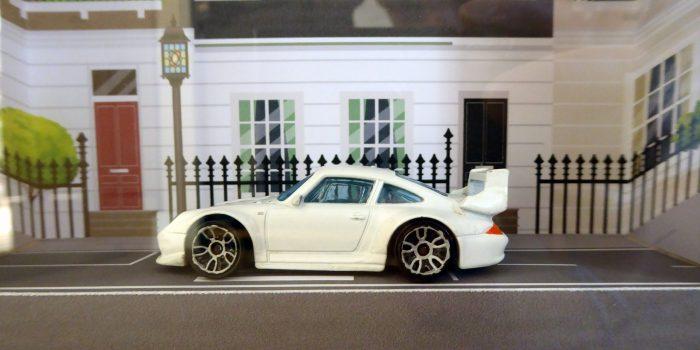 3D Picture Scenic - Porsche