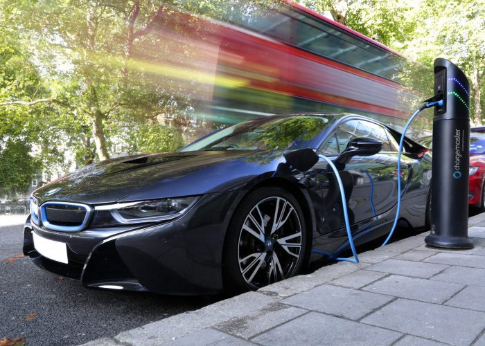 BMW At Charge Point