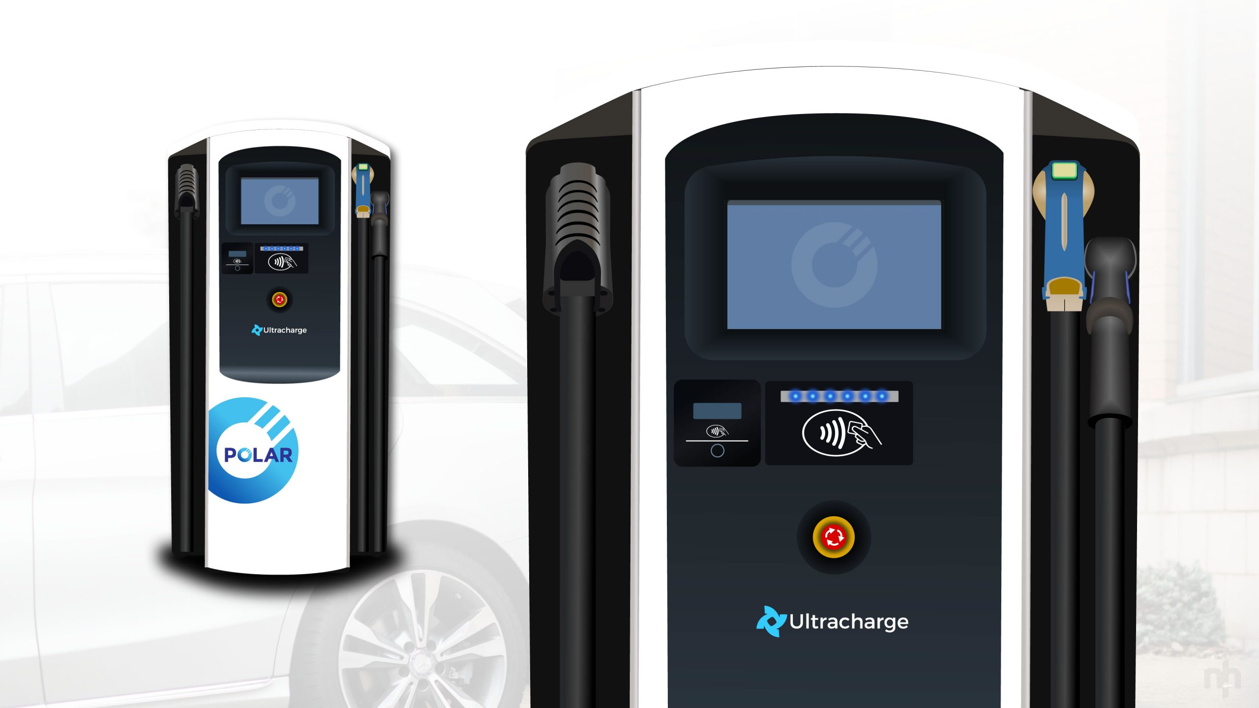Chargemaster Product Renderings