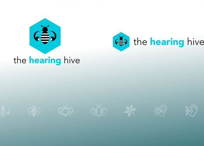 The Hearing Hive Brand Design