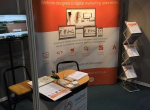 Realnet Exhibition Stand And Podium