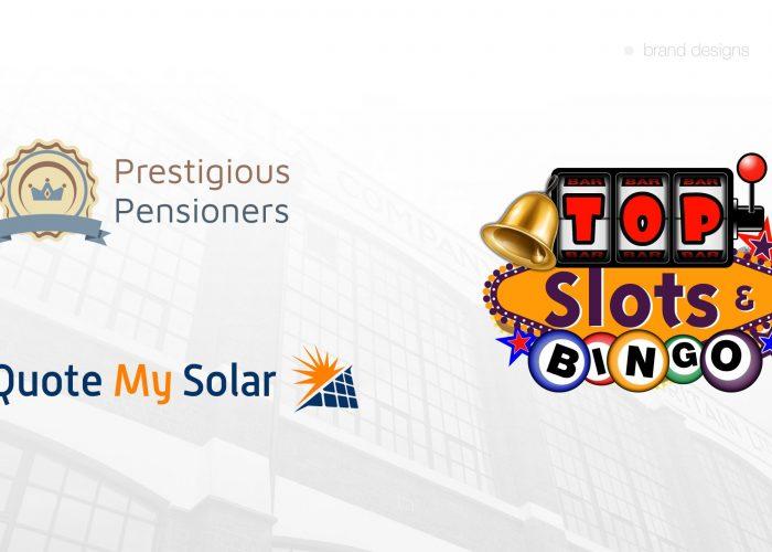 A Brand Logo Selection - From Portfolio