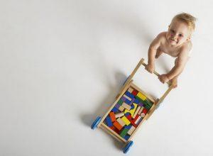 The Baby Loft Website And WordPress Build